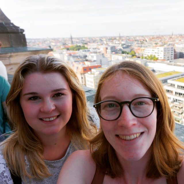 Best bestfriend interrailtrip travel berlindom throwback