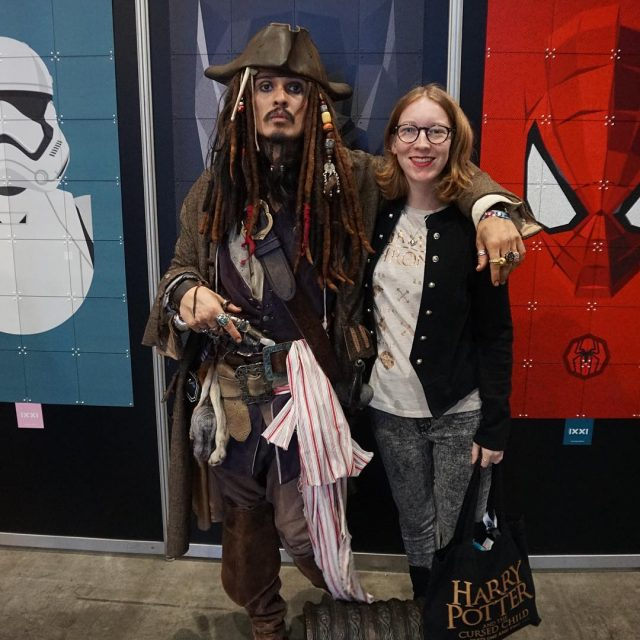 jacksparrow pirates dcc dutchcomiccon2017