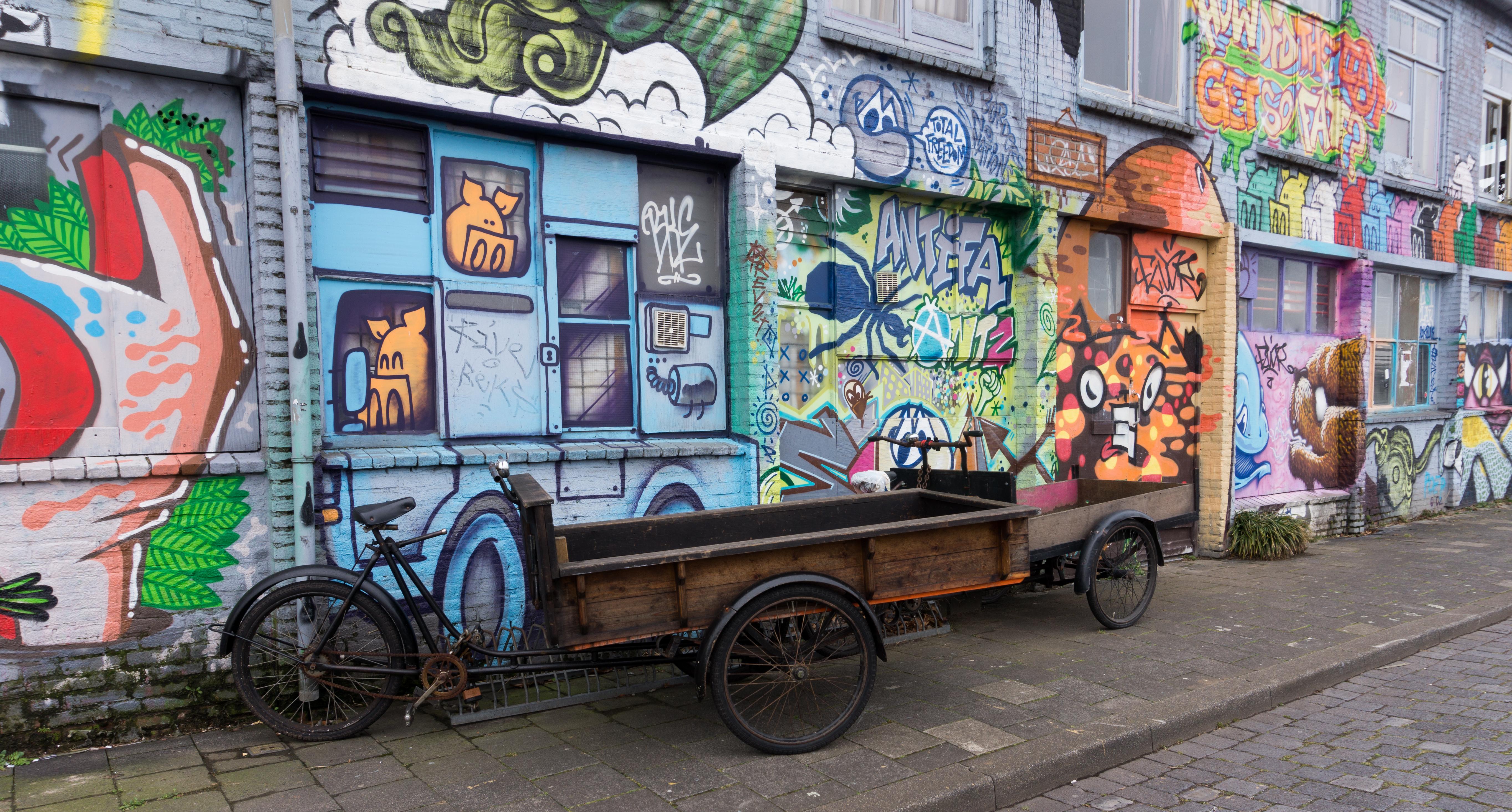 1-Graffiti