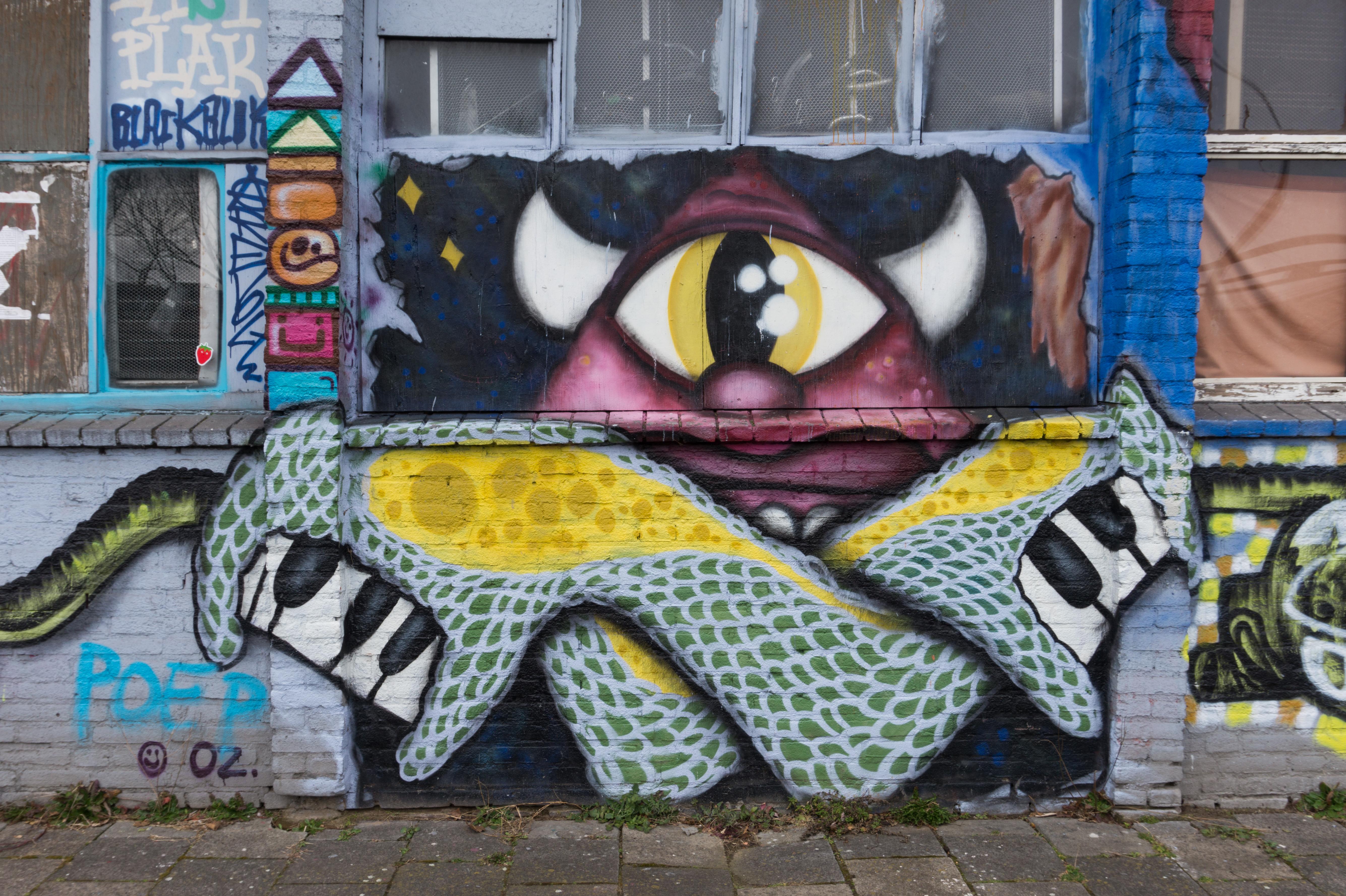 2-Graffiti